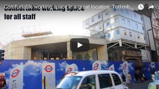 Containex Unit Tottenham London 1