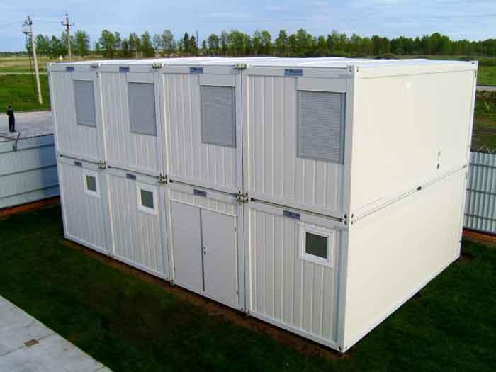 Containex Modular Buildings