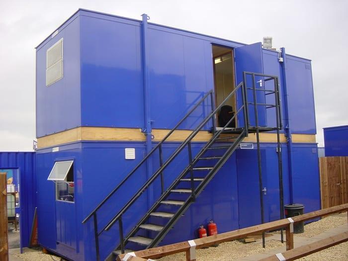 Jackleg Cabib Portable Building