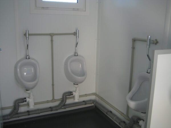 16ft Containex Toilet Block