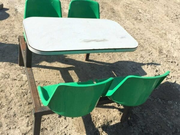 Canteen Seating Used