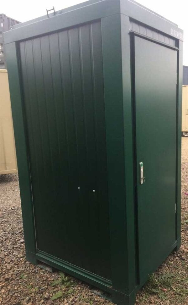 Mains On Site Portable Toilet