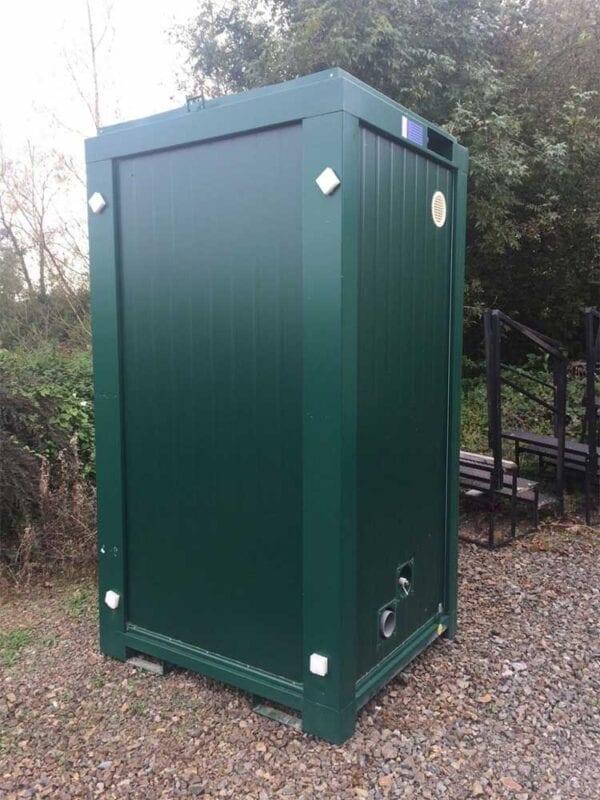 Mains Portable Toilet