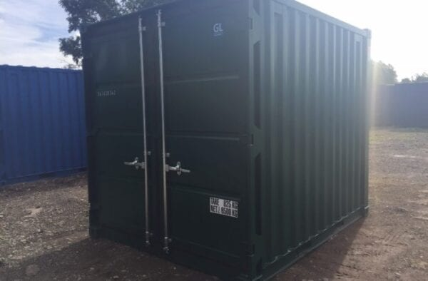 New 10ft X 8ft Shipping Container