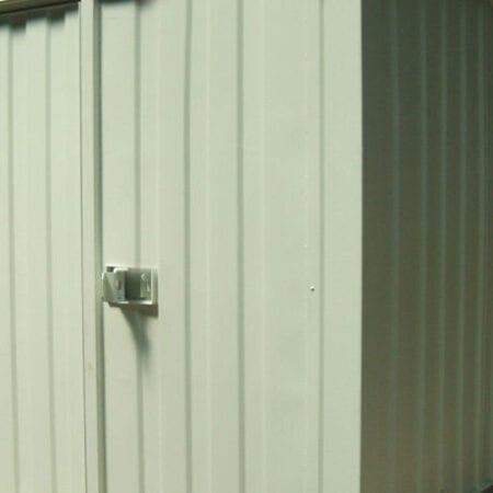 New 10ft X 8ft Steel Anti Vandal Store