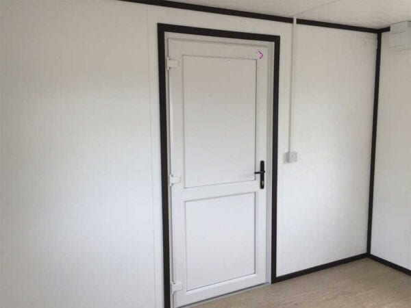 New 12ft X 10ft Jackleg Office Entrance