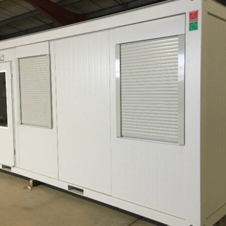 New 20ft X 8ft Containex Office