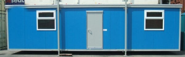 New 32ft X 10ft Jackleg Canteen