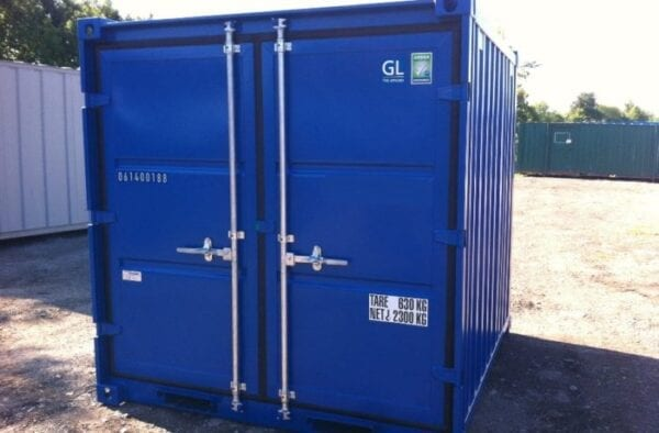 New 8ft X 8ft Shipping Container