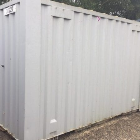 Used 12ft X 8ft Av Drying Room