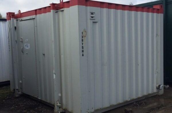 Used 12ft X 9ft Av 2 + 1 Toilet