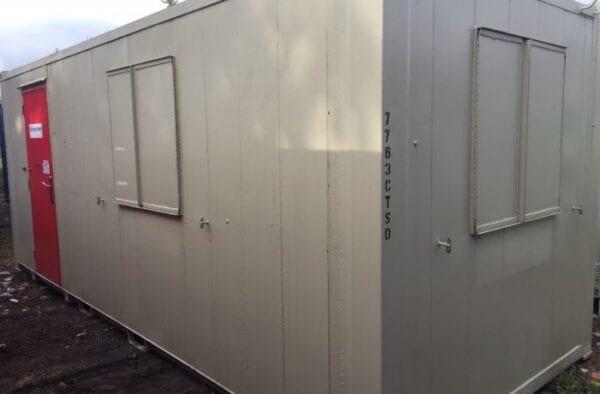 Used 20ft X 8ft Av Drying Room