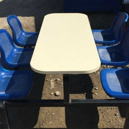 Used Canteen Seating