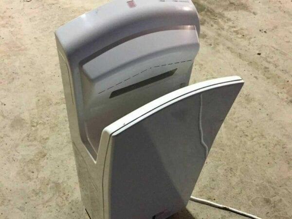 Used Mitsubishi Electric Hand Dryer 240v