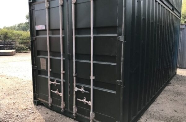 Used 20ft X 8ft Shipping Container